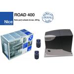 Automatizare poarta culisanta 400Kg Nice Road 400