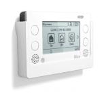 Ecran tactil pentru comanda automatizarilor Nice, pentru gestionarea si programarea sistemului de alarma NiceHome, HSTS2IT