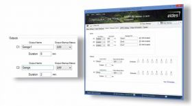 Telecomanda universala GSM pentru automatizari, Eldes ESIM320-2G