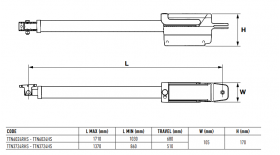 Automatizare porti batante 2x3.7m Nice TITAN TTN3724HS High Speed