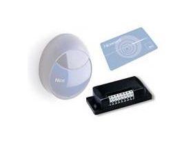 Decodor si selector digital carduri proxi NICE MORX