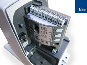 Kit automatizare poarta culisanta 4m Light Nice RB600ML4