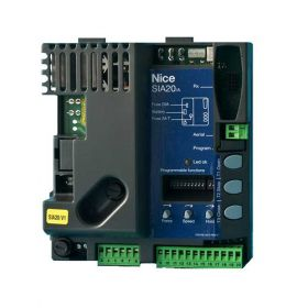 Centrala de comanda Nice SIA20 pentru automatizari de bariere SIGNO