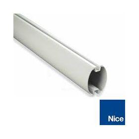 Bara din aluminiu vopsit in alb 69x92x4150 mm, Nice XBA14