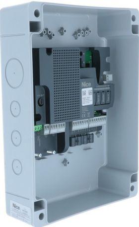 Kit de automatizare porti batante 2x3m, 230V, NICE TOO3000 KCE